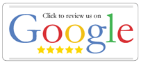 Google review button image